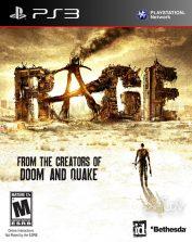 دانلود بازی Rage برای PS3