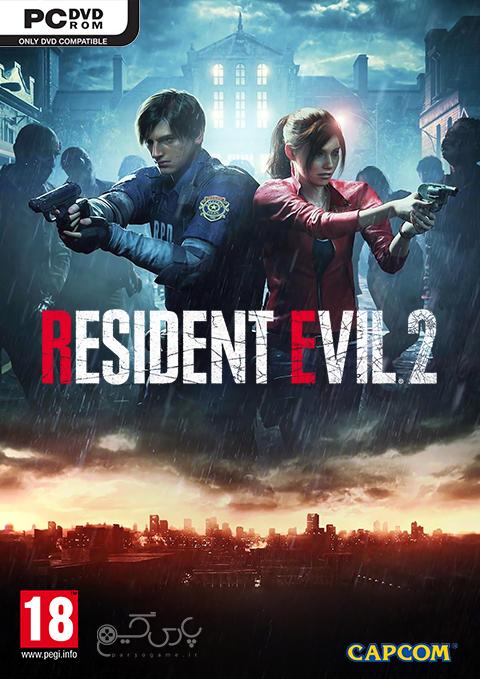 دانلود بازی Resident Evil 2 برای PC