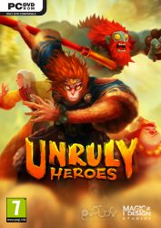 دانلود بازی Unruly Heroes برای PC