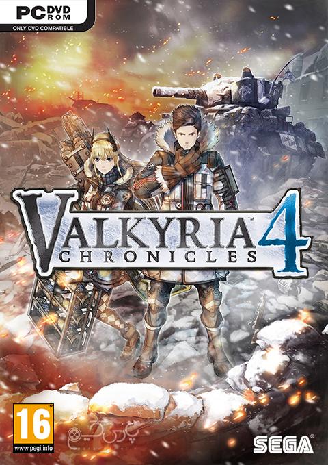 دانلود بازی Valkyria Chronicles 4 برای PC