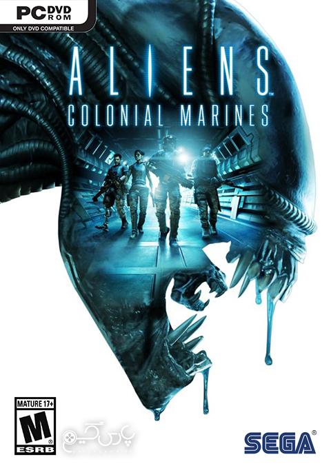 دانلود بازی Aliens Colonial Marines Collection برای PC