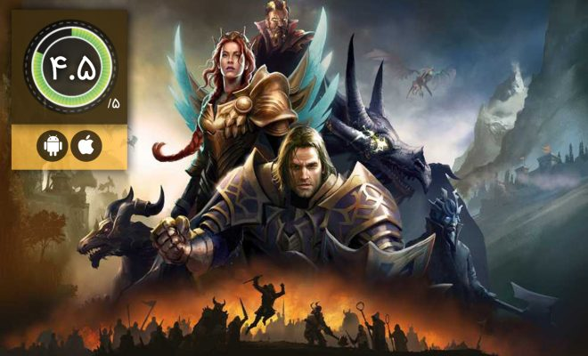 دانلود بازی Rival Kingdoms: The Lost City برای اندروید و آیفون