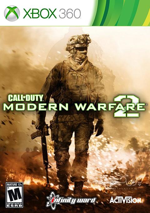 دانلود بازی Call of Duty Modern Warfare 2 برای XBOX 360