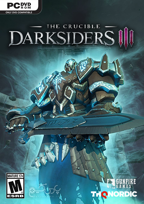 دانلود بازی Darksiders III The Crucible برای PC