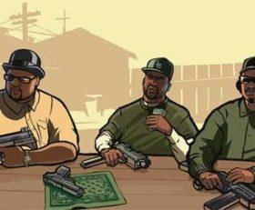 Grand Theft Auto San Andrea