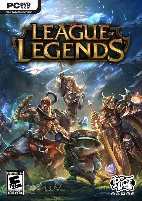 دانلود بازی League of Legends برای PC
