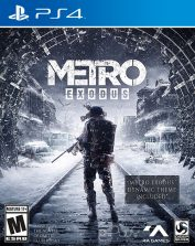 دانلود بازی Metro Exodus برای PS4