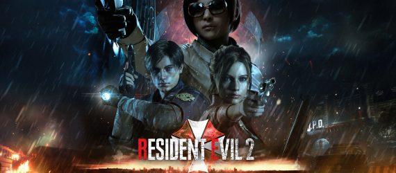 راهنمای قدم به قدم بازی Resident Evil 2