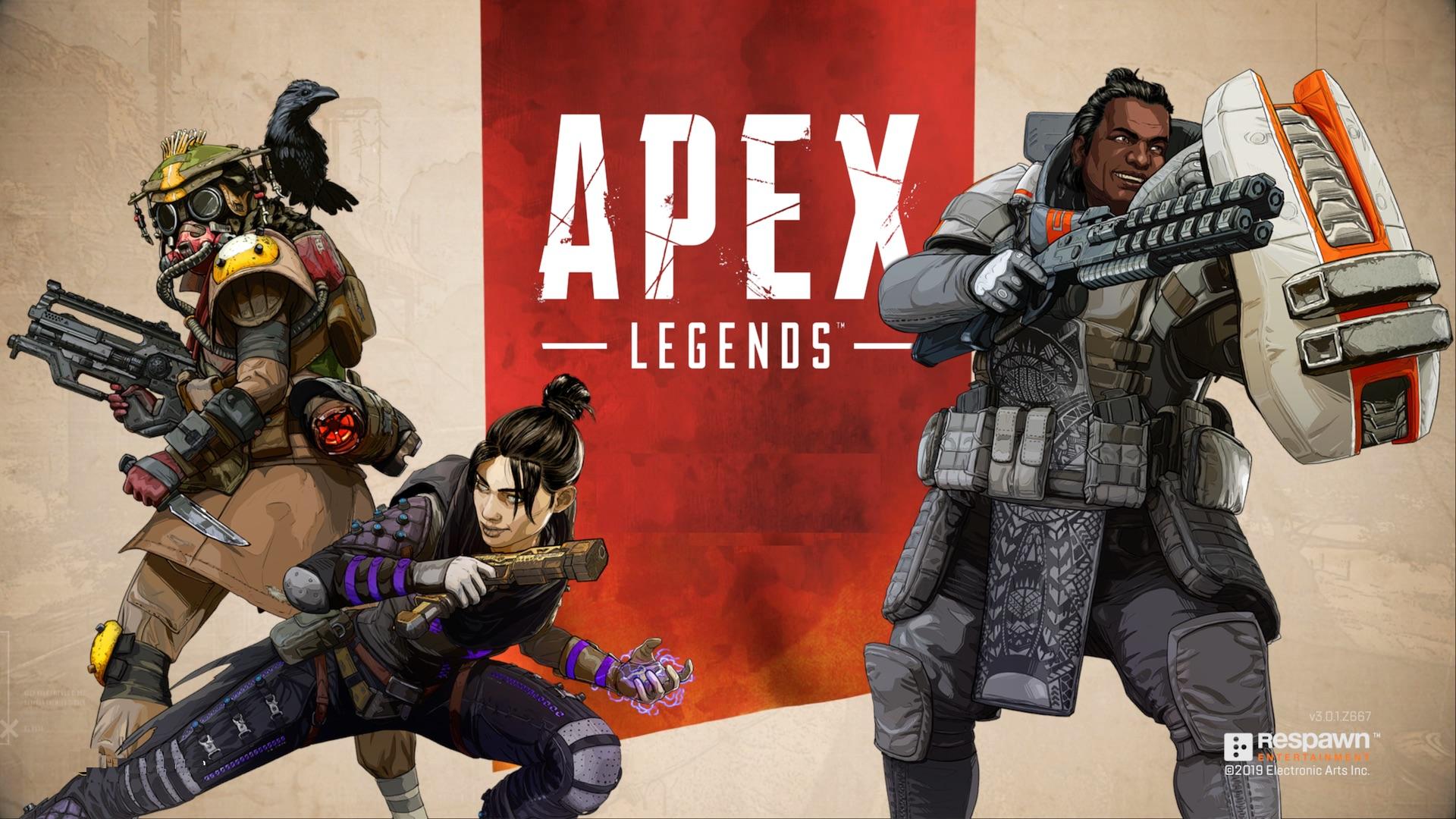 نسخه نینتندو سوییچ بازی Apex Legends تاخیر خورد