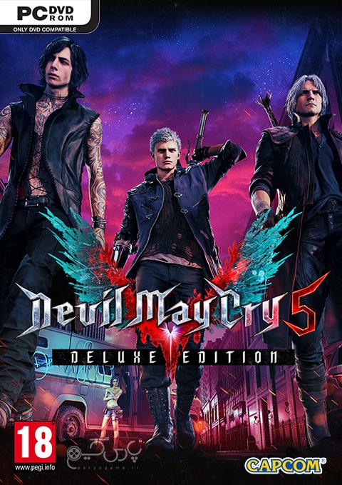 دانلود بازی Devil May Cry 5 برای PC