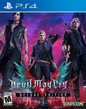 دانلود بازی Devil May Cry 5 برای PS4 + آپدیت ها