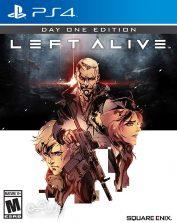 دانلود بازی Left Alive برای PS4