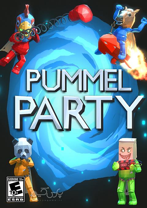 دانلود بازی Pummel Party برای PC