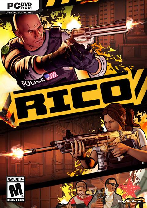 دانلود بازی RICO برای PC