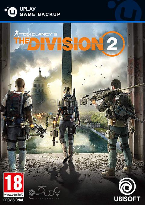 دانلود بازی Tom Clancy's The Division 2 برای PC