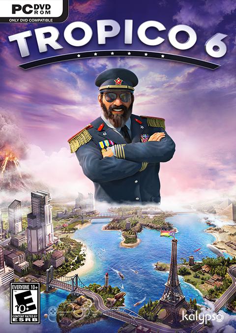 دانلود بازی Tropico 6 برای PC