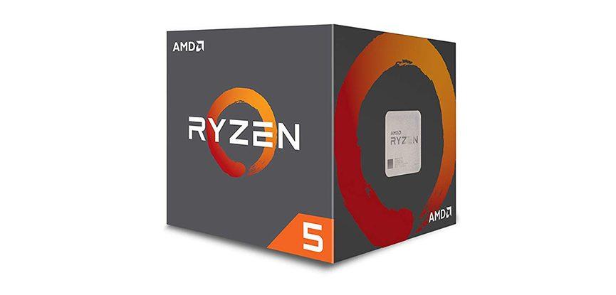 AMD RYZEN 5 2600 AM4