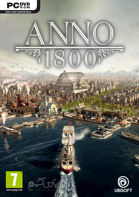 دانلود بازی Anno 1800 برای PC