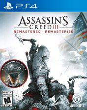 دانلود بازی Assassin's Creed III Remastered برای PS4