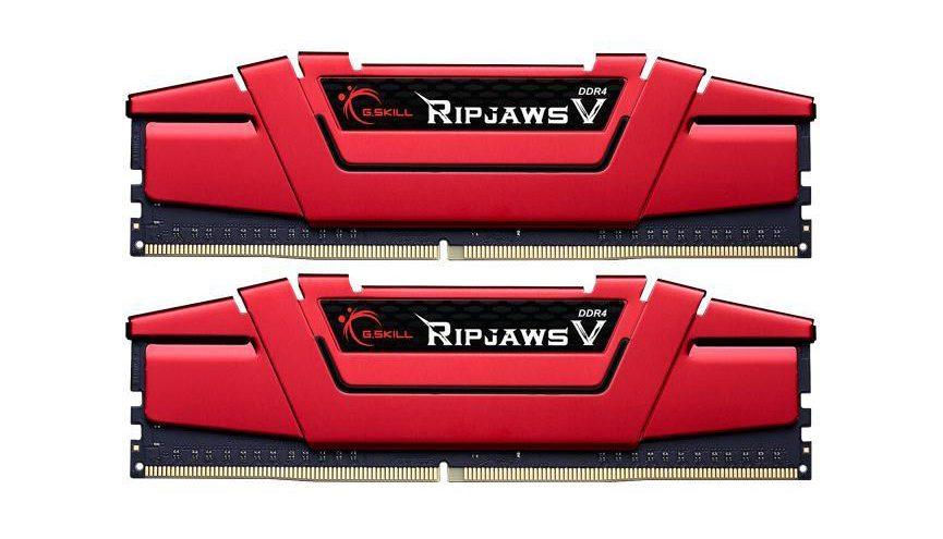 GSKILL RipjawsV 2*8GB 2400