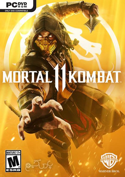 دانلود بازی Mortal Kombat 11 برای PC