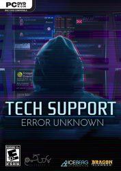 دانلود بازی Tech Support Error Unknown برای PC