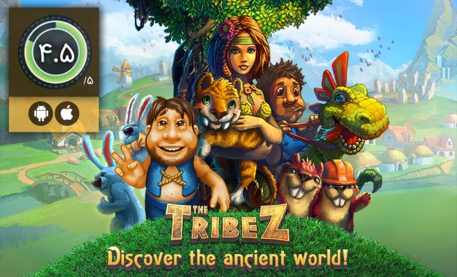The Tribez: Build a Village