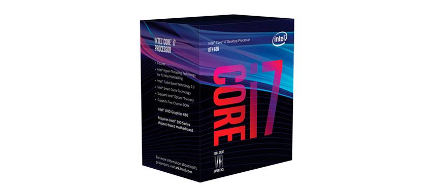 Intel Core i-8700K