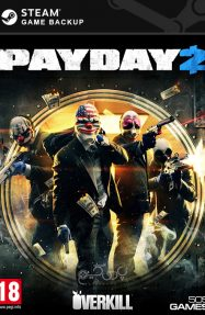 دانلود بازی Payday 2 برای کامپیوتر
