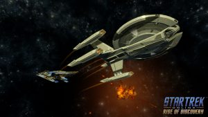 Star Trek Online: Rise of Discovery