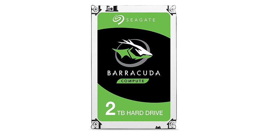 Seagate Barracuda 2TB 64MB