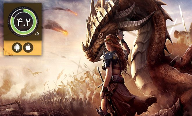 دانلود بازی War Dragons برای اندروید و آیفون