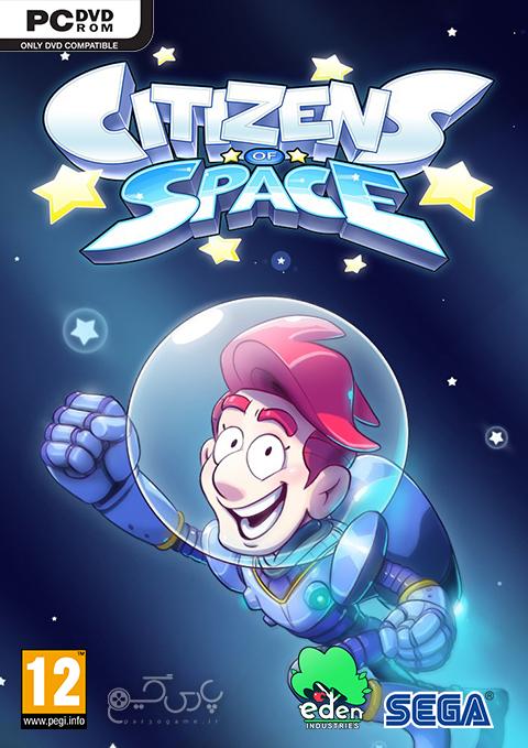 دانلود بازی Citizens of Space برای PC