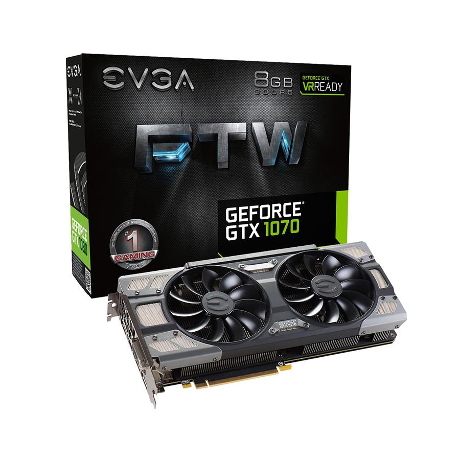 EVGA GTX 1070 FTW GAMING ACX 3.0 8GB