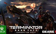 Gears 5 Terminator Dark Fate
