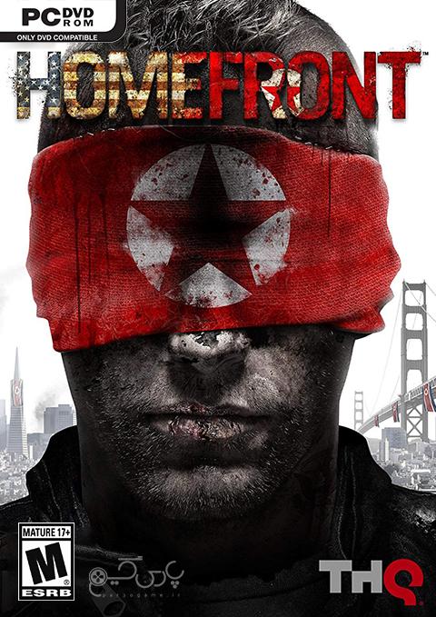 دانلود بازی Homefront برای PC