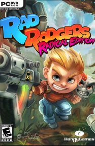 دانلود بازی Rad Rodgers Radical Edition برای PC