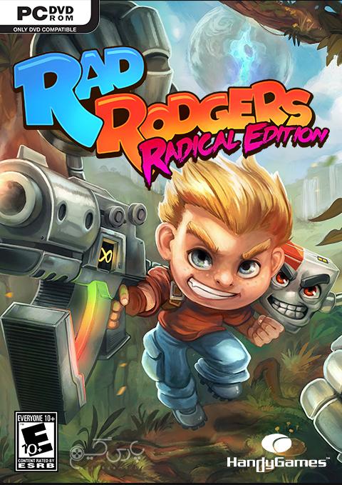 دانلود بازی Rad Rodgers Radical Edition برای PC
