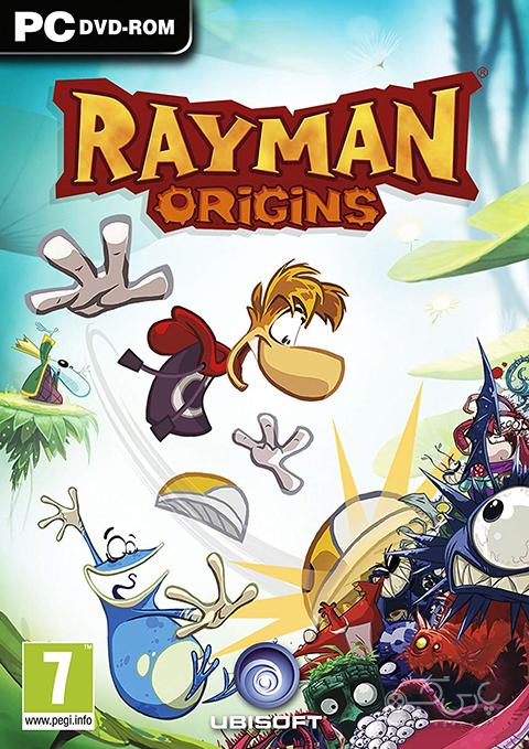 دانلود بازی Rayman Origins برای PC
