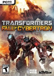 دانلود بازی Transformers Fall of Cybertron برای PC