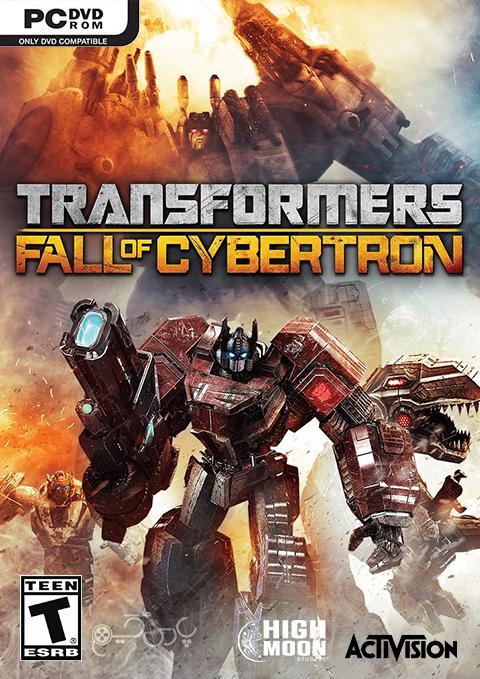 دانلود بازی Transformers Fall of Cybertron برای PC