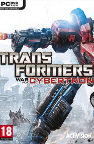 دانلود بازی Transformers War for Cybertron برای PC