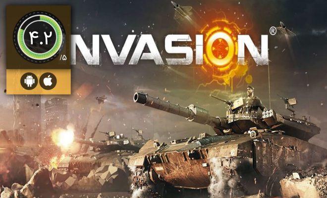 دانلود بازی Invasion Modern Empire برای اندروید و آیفون