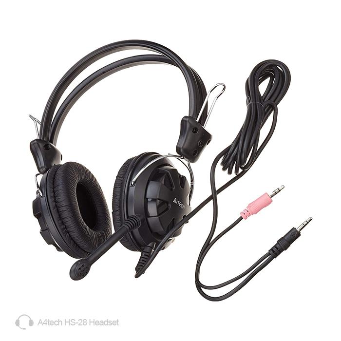 هدست گیمینگ A4tech HS-28 Headset