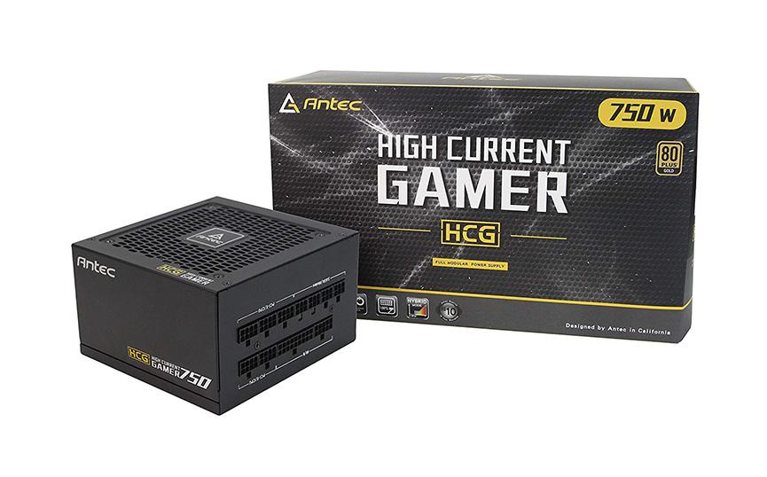 Antec HCG750 80PLUS GOLD