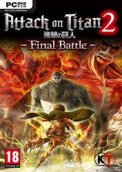 دانلود بازی Attack on Titan 2 Final Battle برای PC
