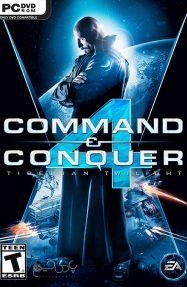 دانلود بازی Command And Conquer 4 Tiberian Twilight برای PC