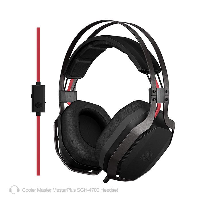 هدست گیمینگ Cooler Master MasterPlus SGH-4700 Headset