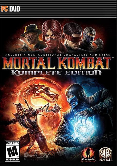 دانلود بازی Mortal Kombat Komplete Edition برای PC