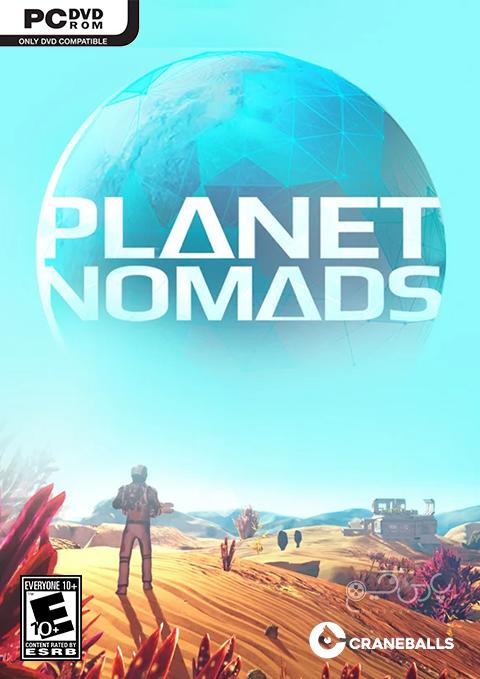دانلود بازی Planet Nomads برای PC